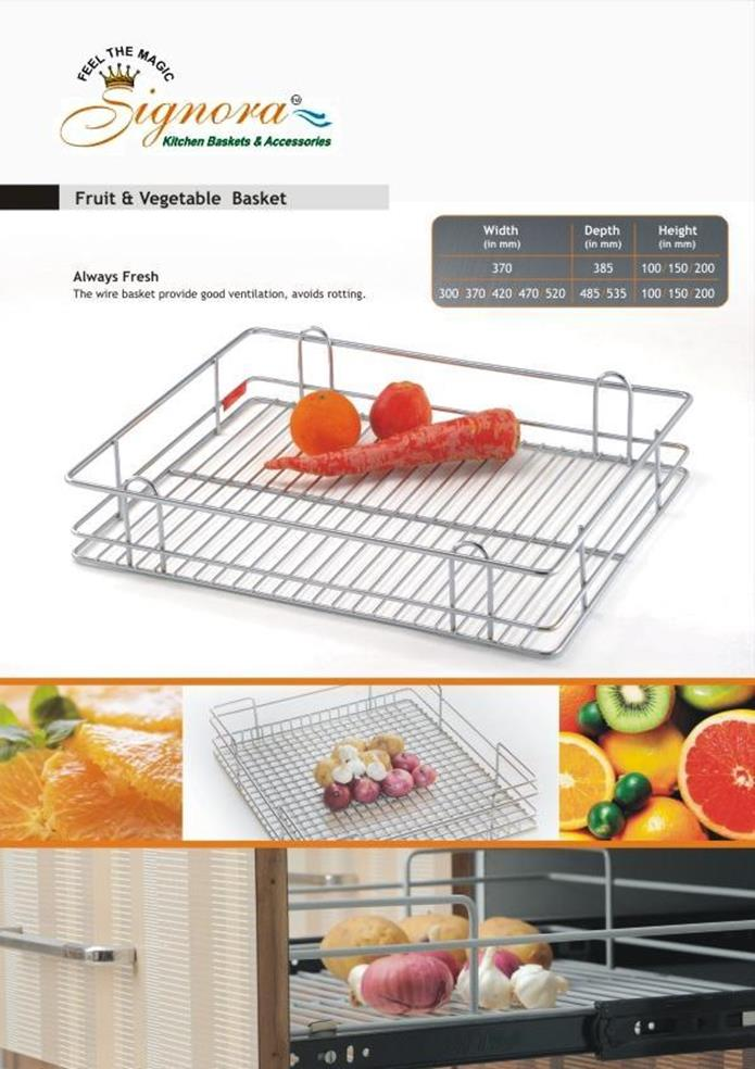 Signora Kitchen Baskets U0026 Accessories, Vadodara, India